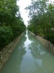 Canal in La Rochelle